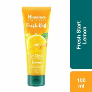 Himalaya Oil Clear Lemon Face Wash (100ml)